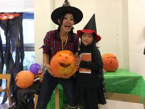 Halloween Bingo Jack-o-Lantern Winner