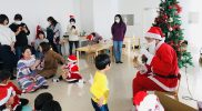 Christmas 2018 – Santa B02 (Mosaic)