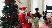 Christmas 2018 – Santa B03 (Mosaic)