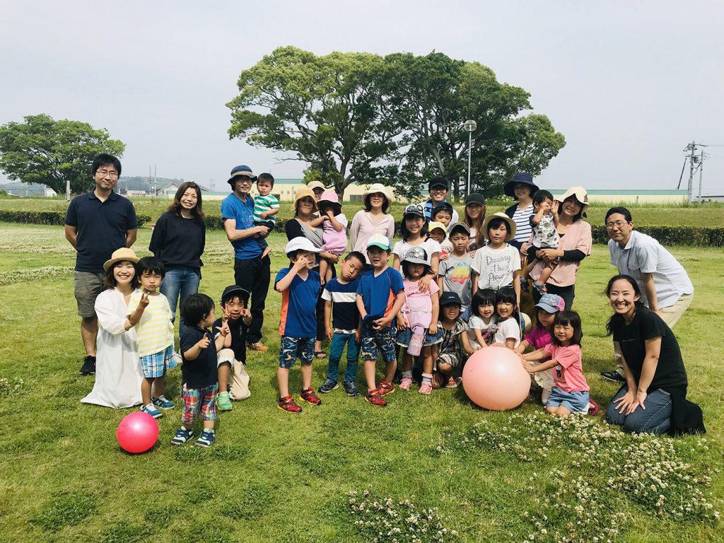 Muna Family Picnic Group
