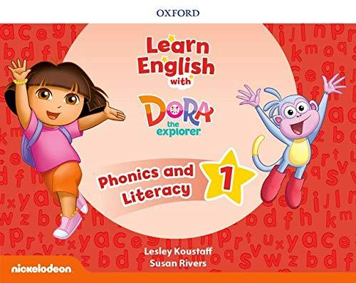 Learn English with Dora the Explorer 1 - Phonics and Literacy