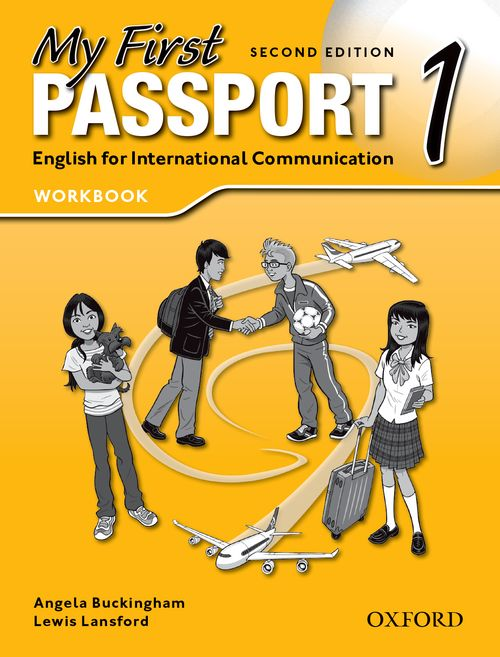 My First Passport 1 Workbook