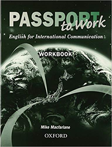 Passport to Work Workbook