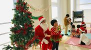 Christmas 2018 – Santa B04 (Mosaic)
